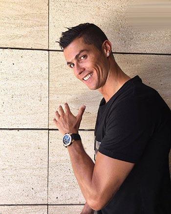 مدل ساعت های مچی ورزشکاران تراز اول جهان با تصاویر