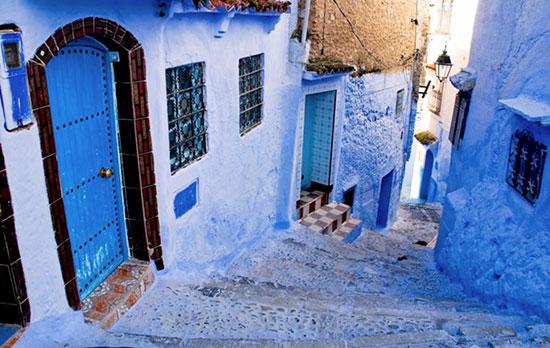 رو تارگوی،شی چاون،مراکش،زیباترین مکان ها،عکس،مکان های زیبا،چشم اندازها و مناظر زیبا