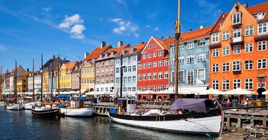 کپنهاگ،دانمارک،زیباترین مکان ها،عکس،مکان های زیبا،چشم اندازها و مناظر زیبا