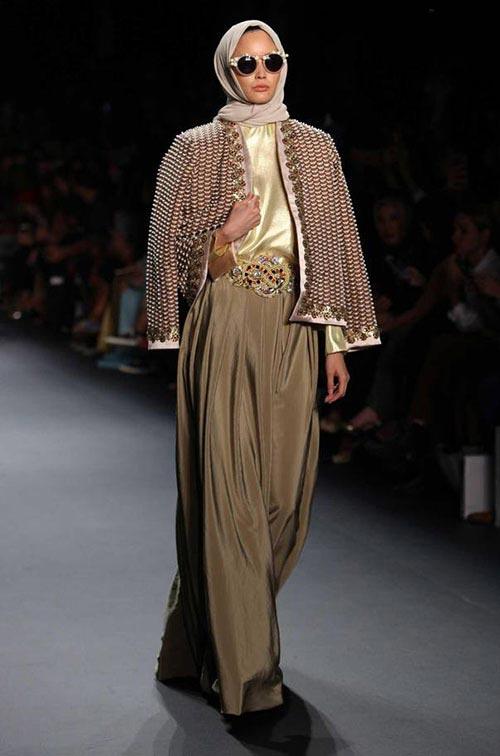 مدل لباس زنانه محجبه در نیویورک