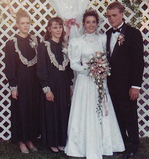 زندگی چند همسری در این خانواده عجیب