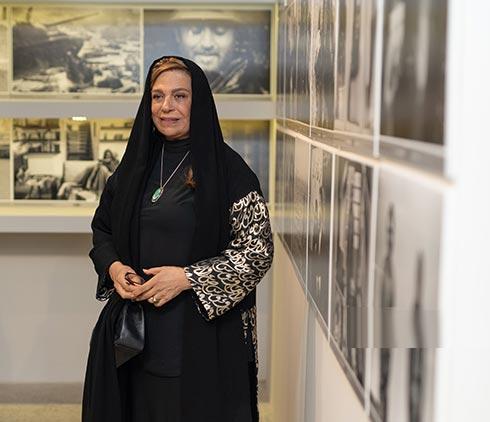 جشن زیبای عکاسان سینمای ایران به دبیری نیکی کریمی + تصاویر