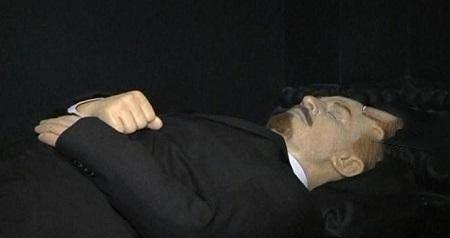 جسدهای مومیایی شده معروف ترین افراد جهان + تصاویر