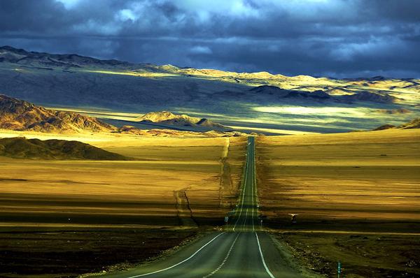 آیا جرات پا گذاشتن به این جاده ها را دارید (عکس)