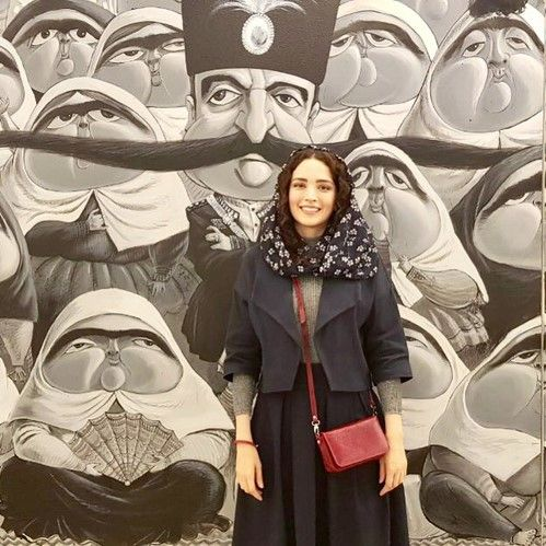 استوری جدید باریگران ایرانی در اینستاگرام