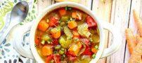 طرز تهیه سوپ کلم مقوی و رژیمی