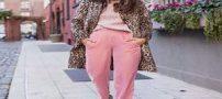 مدل لباس های پلنگی زنانه که دوباره مد شده