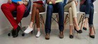 شخصیت شناسی با مدل نشستن + تصاویر