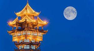 ساخت ماه مصنوعی برای روشنایی شب توسط چینی ها