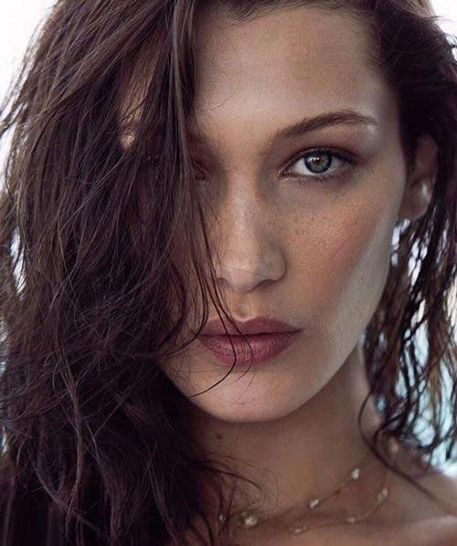 تصاویر دیدنی محجبه شدن زیبا و جذابترین مدلینگ آمریکا !