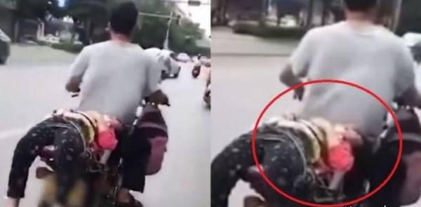 اقدام زشت این پدر با دختر نوجوانش (عکس)