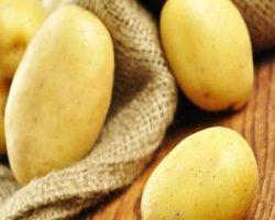 درمان ریزش موی سر با سیب زمینی