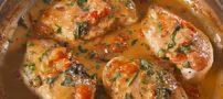 طرز تهیه خوراک مرغ با سس مایونز