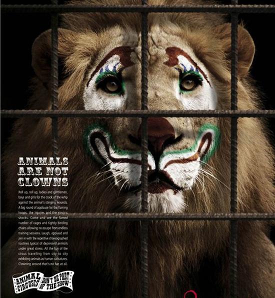 عکس هایی از تبلیغات جالب برای مشکلات جامعه