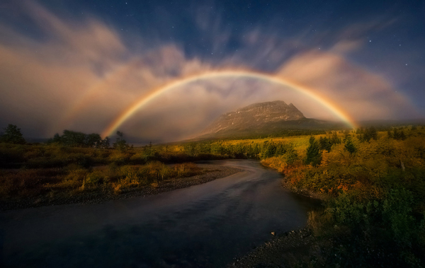 پدیده های عجیب و غریب در آسمان (عکس)