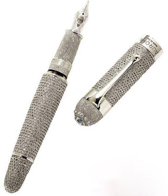 مدل هایی از گران قیمت ترین خودکار ها (عکس)