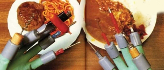 عکس هایی از اختراعات خنده دار و جالب در ژاپن