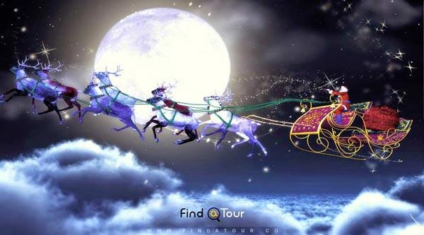 حقایقی جالب و خواندنی در مورد کریسمس (عکس)