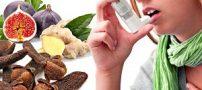 درمان موثر آسم با رژیم غذایی و ورزش