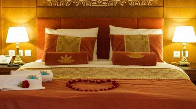 ماه عسل در کدام هتلها بمانیم؟