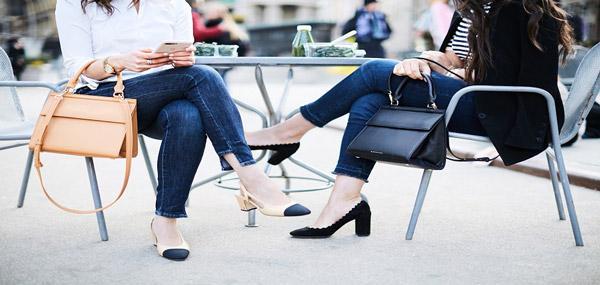 8 قانون مهم قبل از ست کردن کیف و کفش برای خانمهای خوش سلیقه