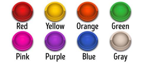 شخصیت خود را با این تست رنگ بشناسید