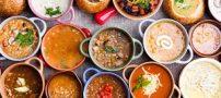 مناسب ترین غذاها برای فصل زمستان