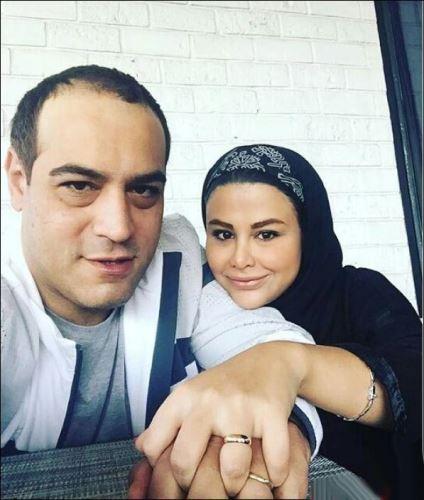 اختلاف سنی بازیگران ایرانی با همسران خود (عکس)