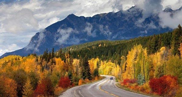 عکس هایی از پاییز تماشایی در سراسر جهان