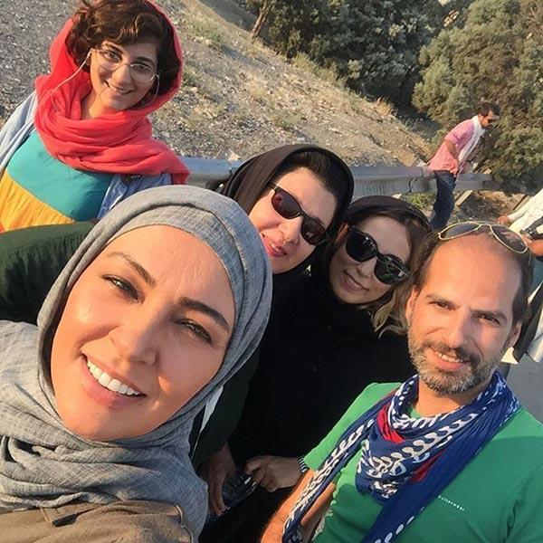 درگذشت غم انگیز همسر زیبا بروفه (عکس های جدید)