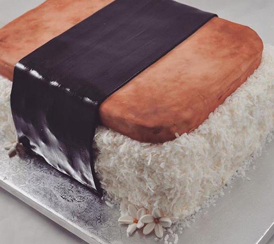 آیا باور میکنید این مدل کیک ها خوردنی باشند