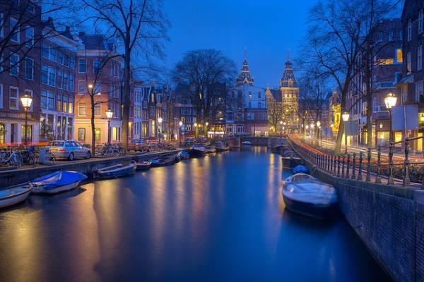 زییاترین مکان های تفریحی آمستردام (عکس)