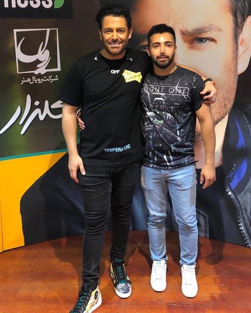 جدیدترین سلفی بازیگران ایرانی و تفریحات لاکچریشان