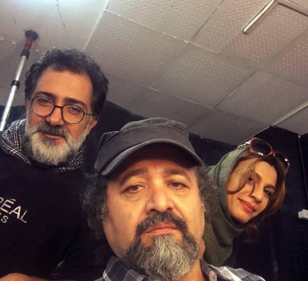 شباهت عجیب این دو بازیگر مرد ایرانی (عکس)