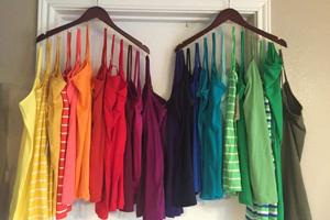 پوشیدن لباس های رنگی چه تاثیراتی دارد