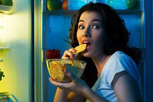 توصیه های مهم خوراکی قبل از خوابیدن