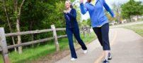 در مورد تاثیر پیاده روی در سوزاندن کالری چه میدانید؟