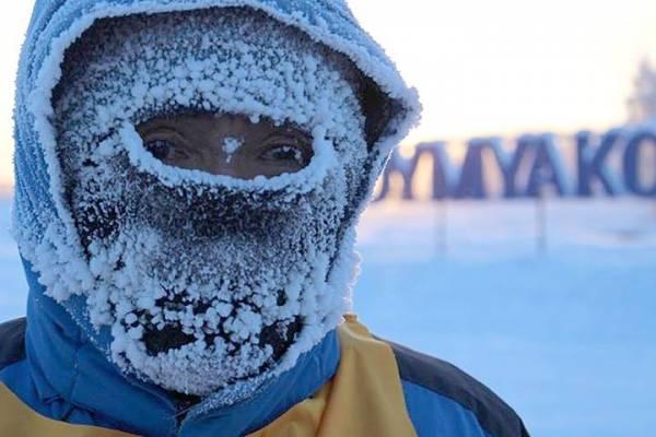 خفن ترین مسابقه جهان در دمای 52 درجه زیر صفر (عکس)