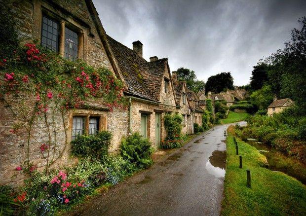 زیباترین و خارق العاده ترین روستاهای دنیا (عکس)