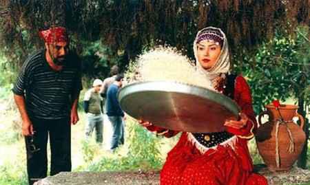 اختلاف سنی لادن مستوفی با همسرش چقدر است (عکس)