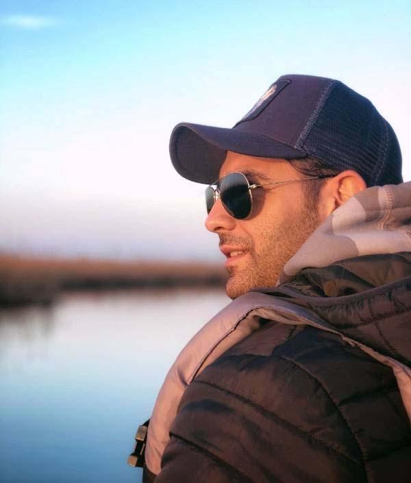 جدیدترین عکس های اینستاگرامی امیر حسین آرمان