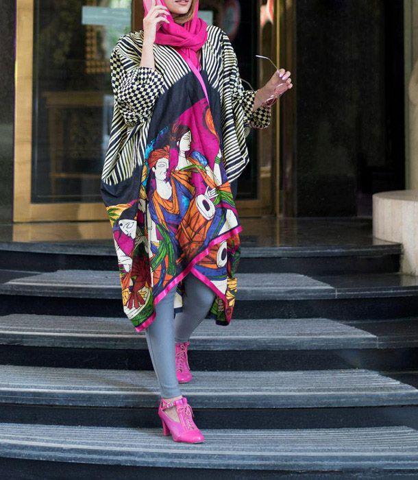 جدیدترین مدل های مانتو مد بهاره و تابستانه برای عید