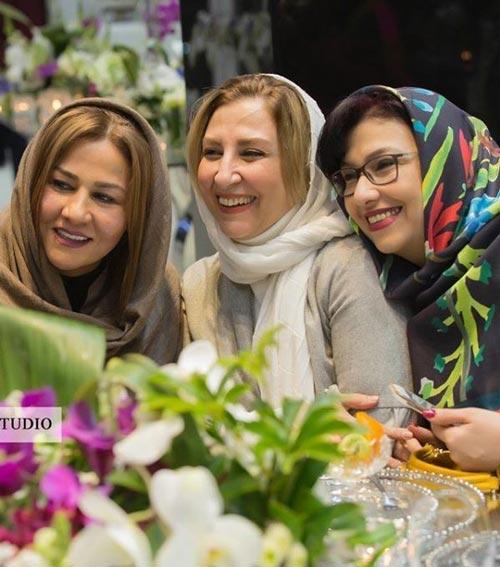 تولد لاکچری این بازیگر زن زیبای سینمای ایران (عکس)