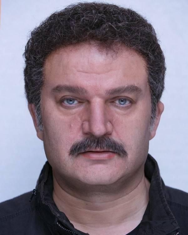 گریم جالب مهدی سلطانی در سریال جدیدش (عکس)