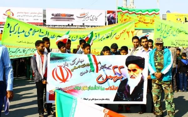 شعرهای انقلابی مخصوص روز 22 بهمن