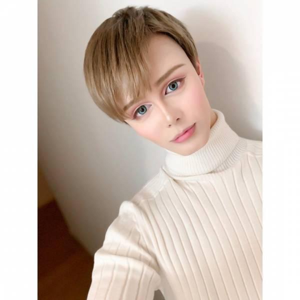 زیباترین پسر ژاپنی با چهره عروسکی اش (عکس)