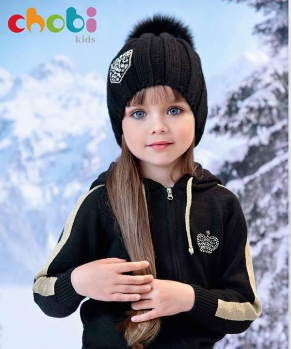 عکس هایی از دختری با چشمان زیبا و خیره کننده