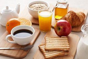 تاثیر حذف وعده غذایی در رژیم گرفتن