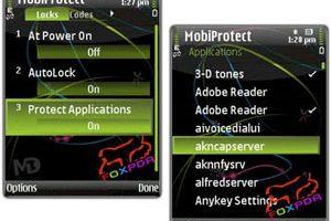 نرم افزار موبایل LightCtrl v1.2 – نوکیا سری 60 ورژن 3