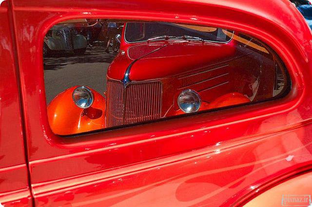 تصاویری از اتومبیلهای کلاسیک